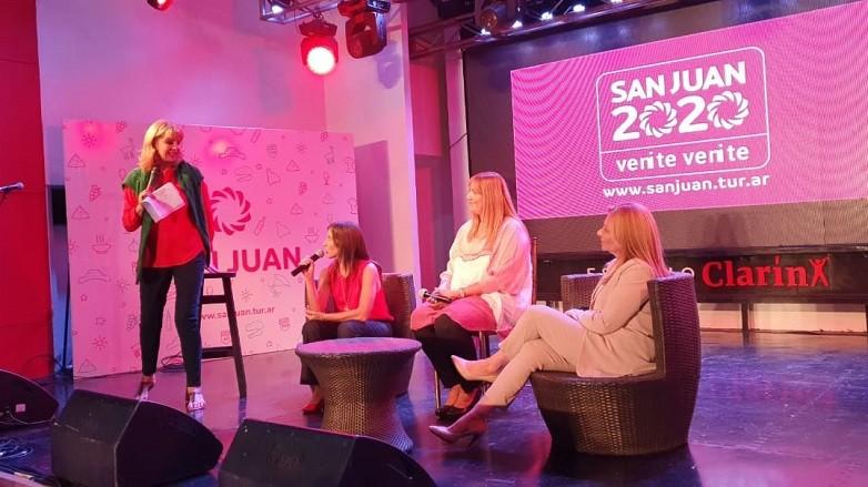 En Mar del Plata, la ministra Venerando habló de Mil Días y de Espacios Amigos para adolescentes