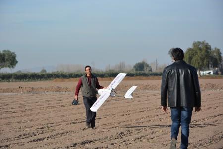 Dictarán una nueva capacitación del uso de drones en el agro