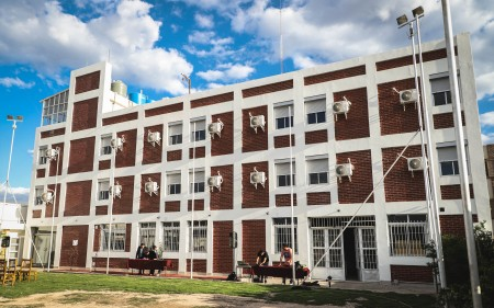 Inauguraron la Casa del Municipal, un hotel con catorce habitaciones