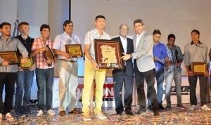 Premios a los mejores deportistas del año