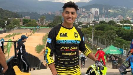 En Colombia, Chalo Molina va en busca de más puntos para Tokio 2020
