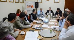 Se solicitaron propuestas al CCAI para enriquecer el PESJ 2030