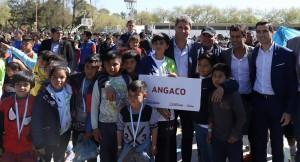 Más de 3500 chicos de zonas alejadas tuvieron su mega encuentro deportivo