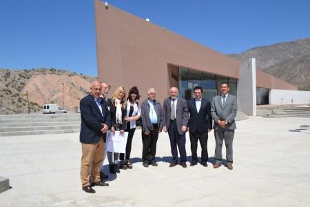 Monseñor Jorge Lozano visitó Anchipurac