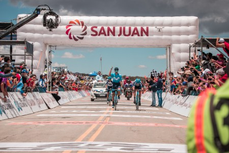 Cambia la etapa 5 de la Vuelta a San Juan