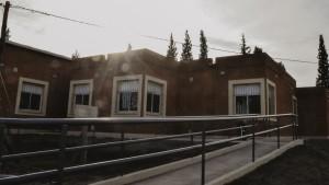 Una comunidad educativa rural, con edificio renovado