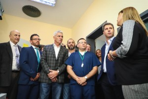 El Hospital Ventura Lloveras recibió equipamiento de última generación