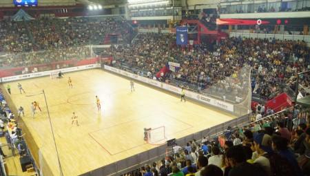 Continúa la disputa de la Copa Intercontinental de hockey sobre patines