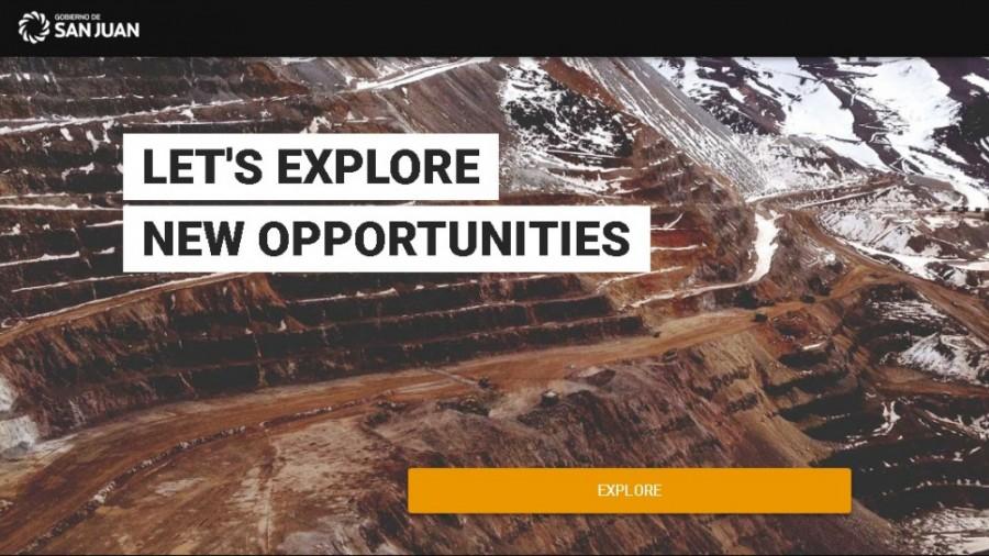 La Provincia cuenta con un sitio web diseñado para atraer nuevos inversores