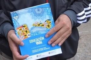 Campaña de seguridad vial en Jáchal y Rodeo
