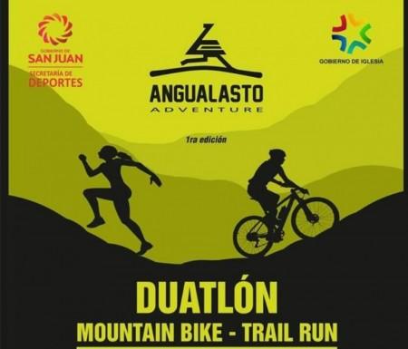 El duatlón se viene recargado en Angualasto