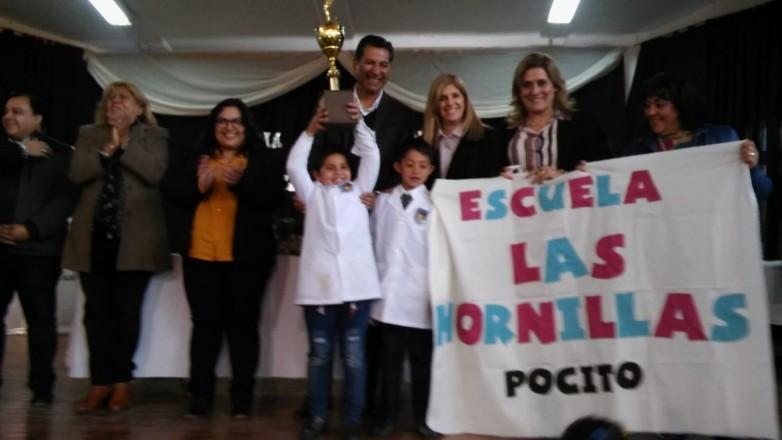 Pocito homenajeó a Sarmiento con trabajos de innovación educativa