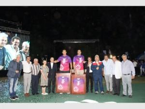Deportistas, juegos y muchos premios en la Fiesta del Sol