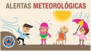 Alerta meteorológica Nº 5/19 - Frente frío