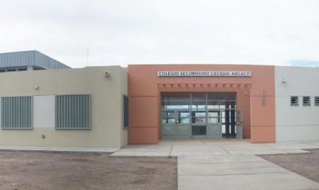 Este martes no habrá actividad escolar en algunos establecimientos de Angaco