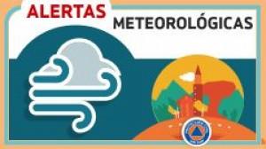 Alerta Meteorológico N° 51 - Tormentas y Vientos