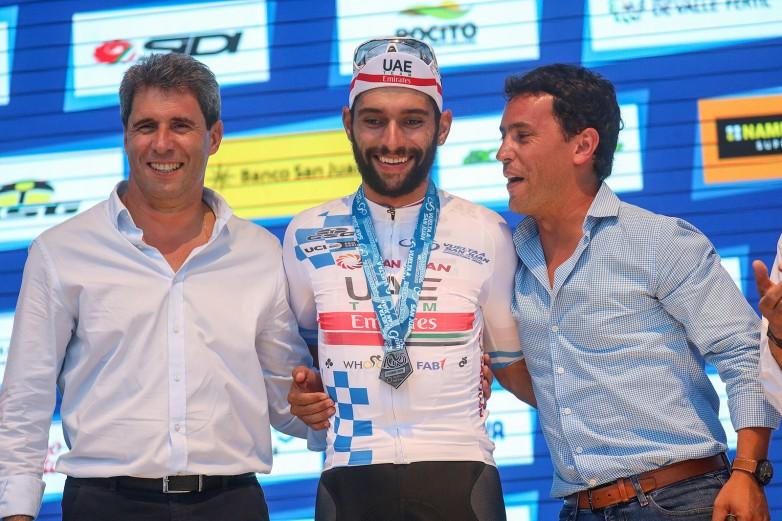"""Uñac: """"La Vuelta a San Juan está cada vez más arraigada en el corazón de los sanjuaninos"""""""