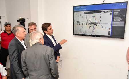 Nuevas oficinas para la Dirección de Control y Seguridad de Tránsito