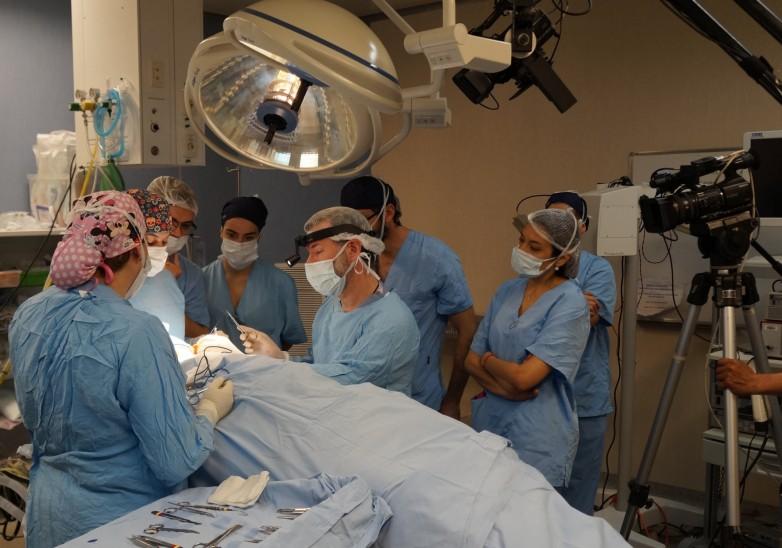 Importante capacitación para profesionales en ORL en el Hospital Rawson