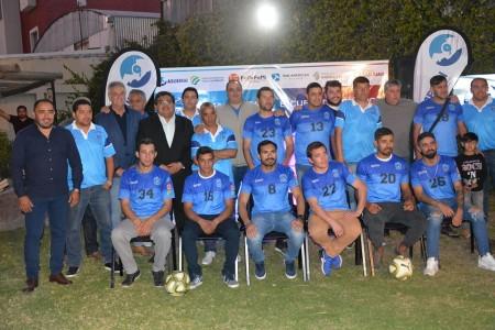 La Selección Minera de Fútbol debutará en noviembre