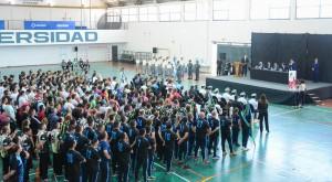 Comenzaron las 3º Olimpiadas Nacionales Penitenciarias San Juan 2018