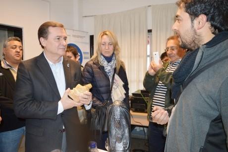 Se presentó el Programa de Fortalecimiento Técnico y Financiero del Ministerio de Minería en San Martín y Angaco