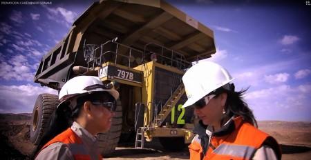 Funcionarios del Ministerio de Minería se capacitaron en la Ley Micaela
