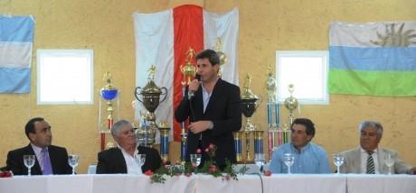 Respaldo de la Provincia al desarrollo deportivo en Iglesia