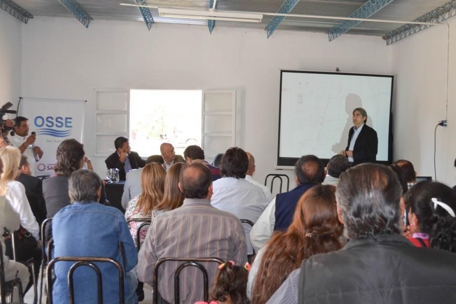 OSSE en Jáchal: Audiencia Pública para impacto ambiental