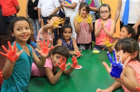 Los Jardines de Cosecha contendrán a 1600 niños de toda la provincia