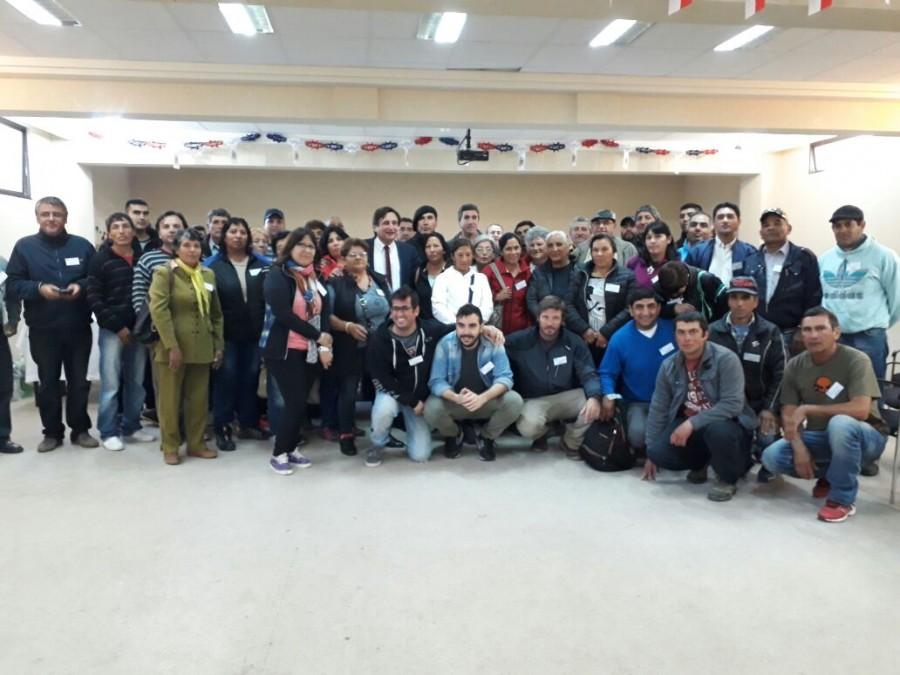 Un grupo de productores caprinos viaja a Chile para una visita técnica