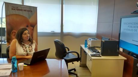 La práctica fonoaudiológica: una mirada desde San Juan