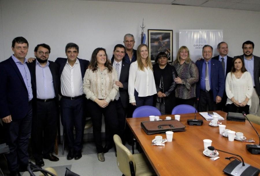 Liga de Ministros pidió en el Congreso la creación del Consejo Federal de Desarrollo Social