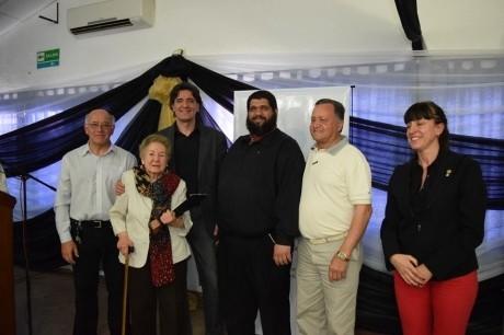 La Coordinadora del Consejo Federal del INAES, visitó San Juan