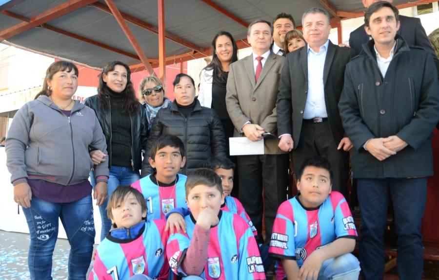 Tamberías tendrá nuevo centro de salud gracias al fútbol y la minería