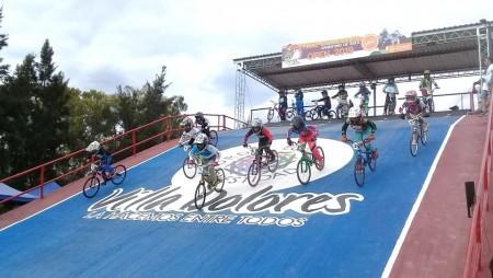 Destacada actuación de delegación sanjuanina en el BMX nacional