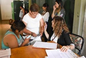 El IPV relevó a 305 familias calingastinas para escriturar sus viviendas