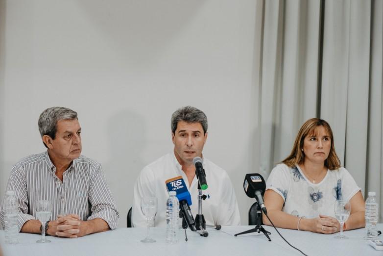 Uñac anunció la implementación de medidas en toda la provincia para prevenir el coronavirus