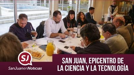 San Juan, epicentro de la ciencia y la tecnología | #SanJuanEnNoticias