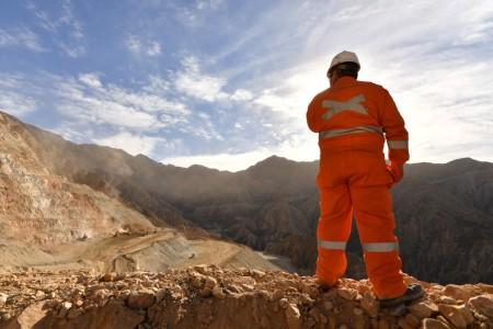 San Juan y sus montañas ricas en minerales