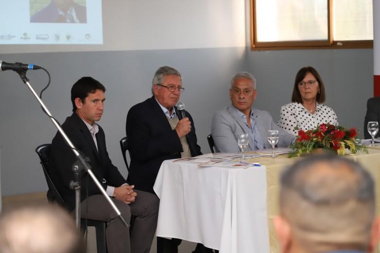 La construcción de un acueducto y el fortalecimiento en la cría de ganados, proyectos del 25 de Mayo 2030