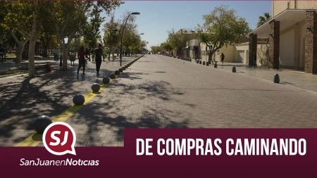 De compras caminando   #SanJuanEnNoticias