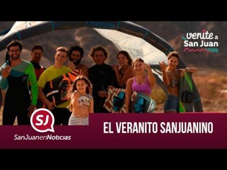 El veranito sanjuanino| #SanJuanEnNoticias